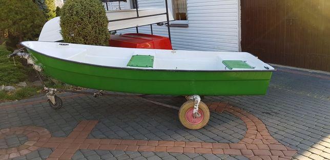 Łódka Krzyś 350 Bardzo Mocna Stabilna Transport Cała Polska