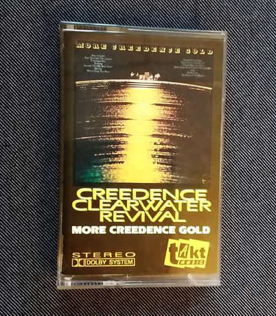 Creedence Clearwater Revival - More Creedence Gold - Kaseta