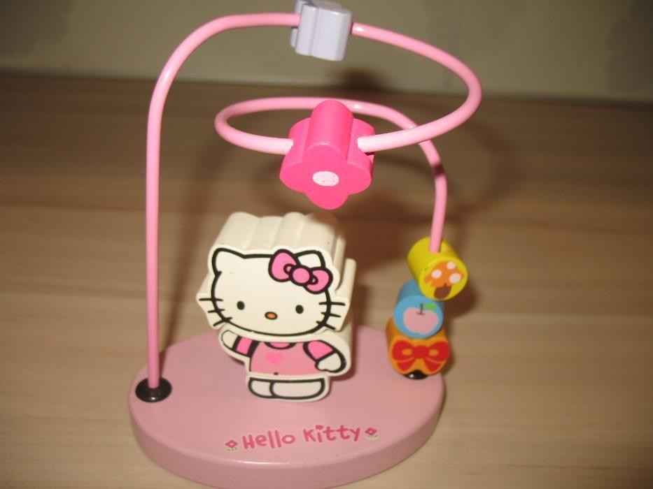 Hello Kitty - labirynt - przeplatanka mula, zabawka edukacyjna Piaseczno - image 1