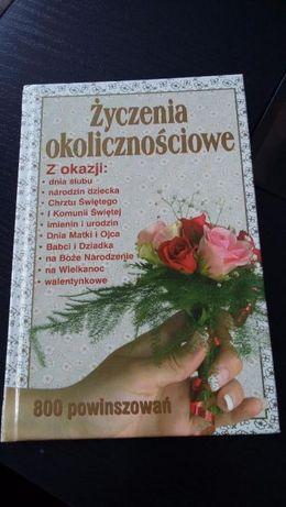 Książka Życzenia Okolicznościowe
