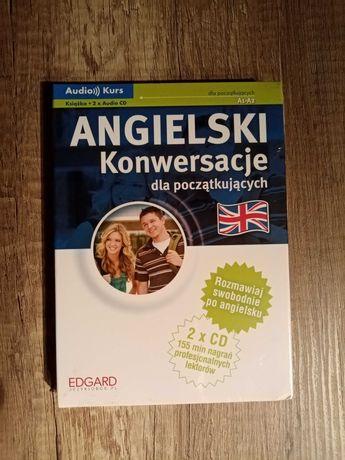 Angielski konwersacje dla początkujących kurs audio