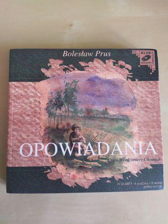 Opowiadania - Bolesław Prus, audiobook, matura, nowele