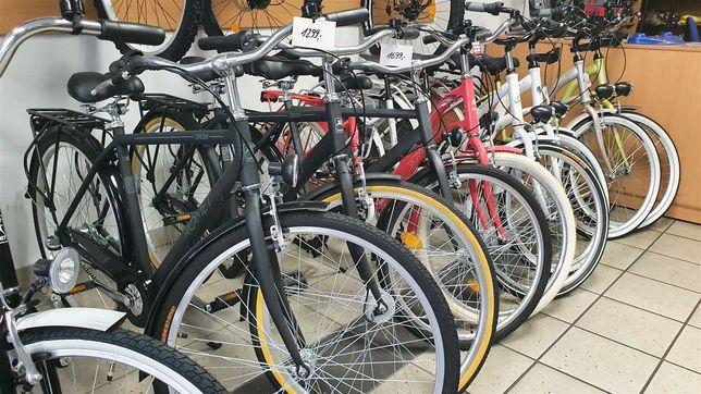 Sprzedam stacjonarny sklep rowerowy
