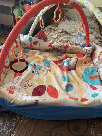 Продам коврик для малышей от 0 Состояние идиальное