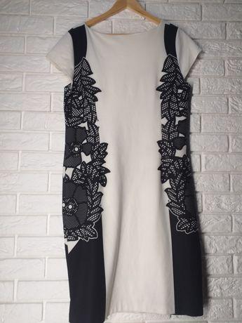 modna sukienka wizytowa