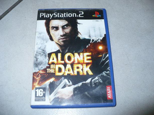 Alone in the dark na Ps2