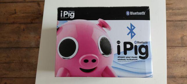 Nowy głośnik iPig- różowy