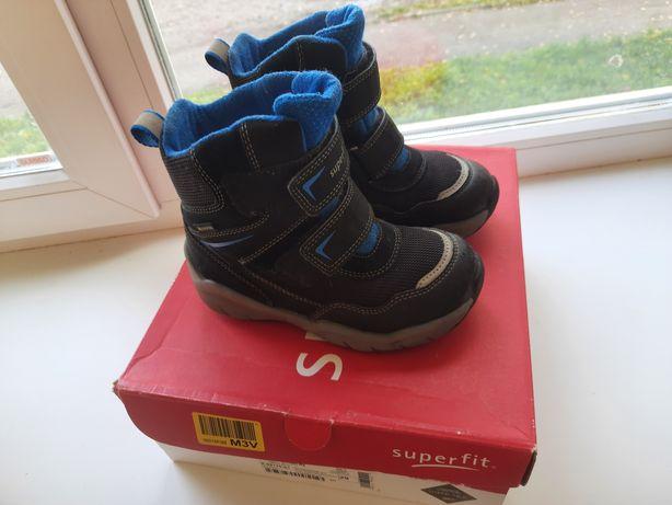 Зимние ботинки Superfit Culusuk 29 размер термо сапожки  суперфит