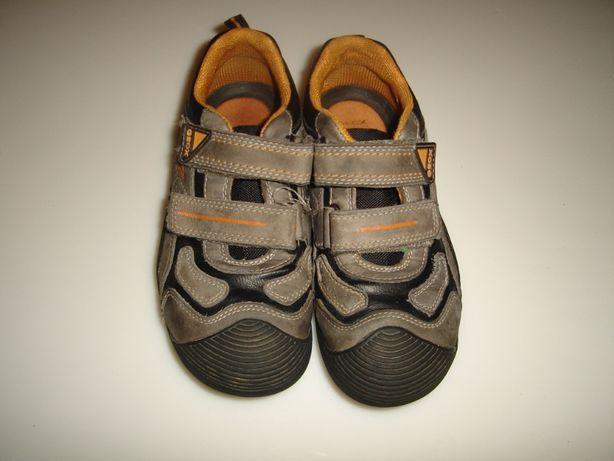 Geox Кроссовки, ботинки Джеокс р 33, стелька 21,5 см состояние нормаль
