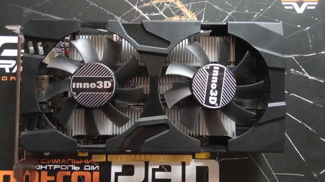 Відеокарта Inno3D GTX 1050 ti [4gb]