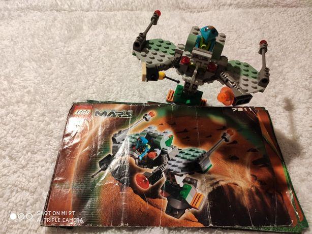 Klocki LEGO MARS, KOSMOS Life on Mars 7311