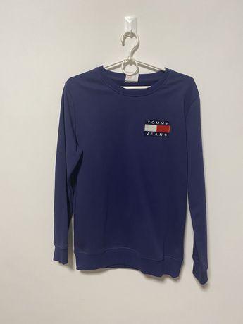 Damska granatowa bluza Tommy Jeans Hilfiger rozmiar S
