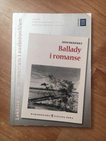 Ballady i Romanse, Zielona Sowa + audiobook