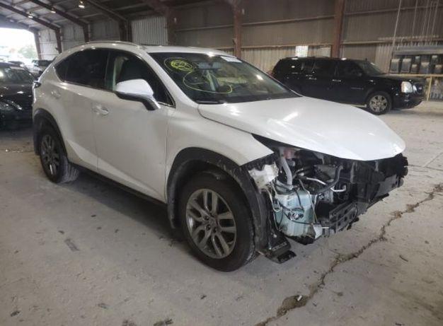 Запчастини Lexus Nx (кузовщина,підвіска,оптика)розборка