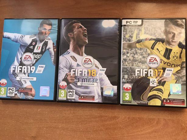 Gry FIFA 19/18