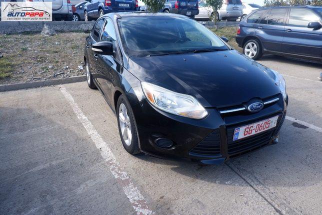 Ford Focus Se 2014 Black 2.0L