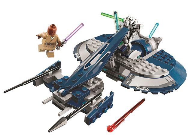 Kit / Set Star Wars Speeder de Batalha Gen. Grievous (compativel Lego)