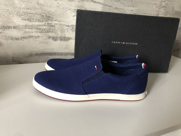 Nowe sneakersy Tommy Hilfiger ICONIC
