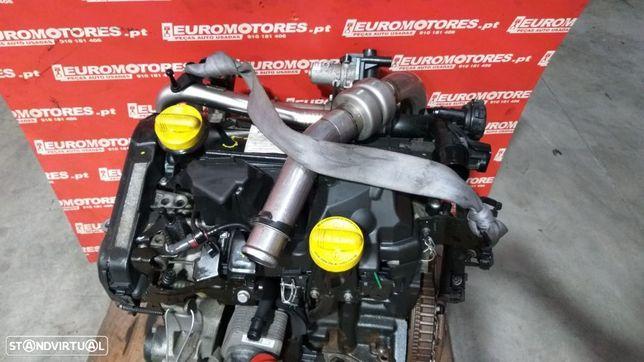 Motor Completo Renault Megane III 1.5 DCi 105cv [ K9K830 ]