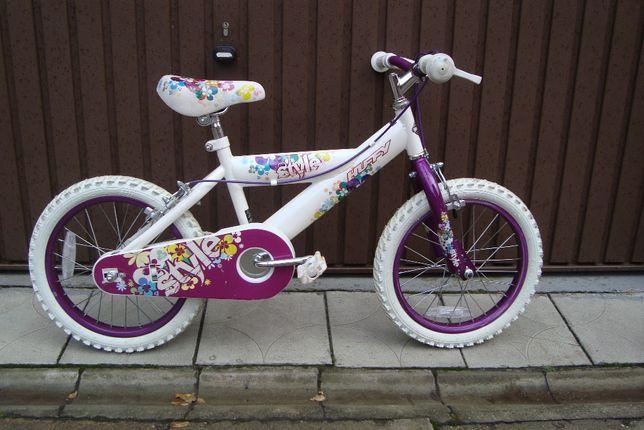 """Rower rowerek dziewczęcy Nowy 16"""" Huffy Style"""