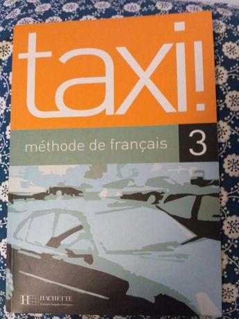 Taxi 3 méthode de français, podręcznik, książka do nauki francuskiego