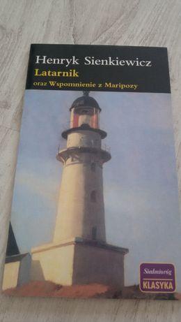 Sienkiewicz - Latarnik oraz Wspomnienia z Maripozy