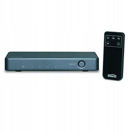 Nowy Przełącznik HDMI Marmitek Connect 620 UHD 2.0