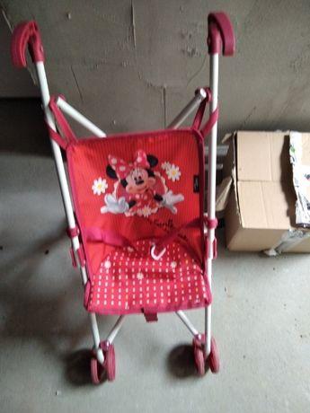 Wózek dla lalek z myszka miki