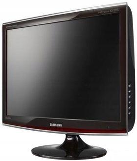 "Monitor LCD Samsung SyncMaster T220 22 "" TN"