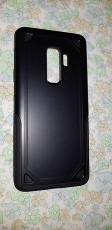 Capa rígida preta para samsung s9 plus (NOVA)