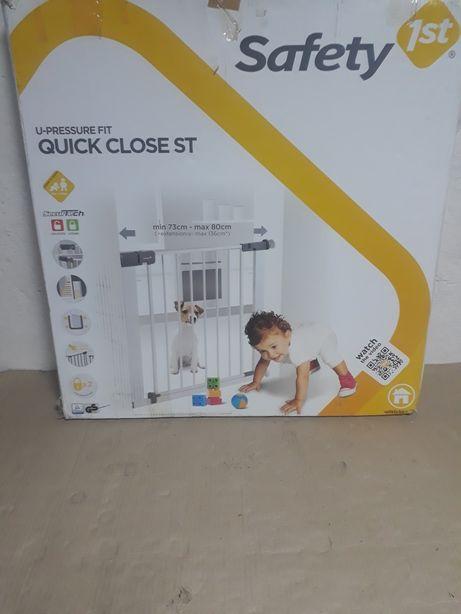 Дверное Защитное ограждение для детей Safety 1st Quick Close ST