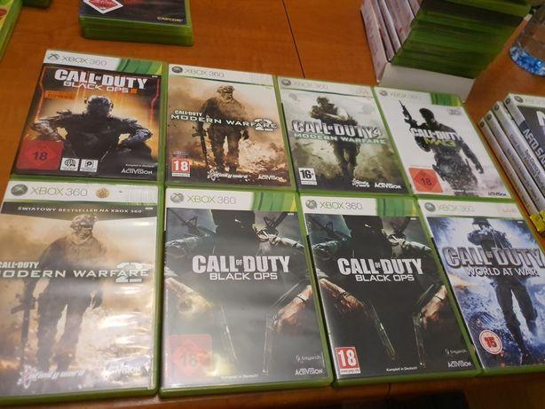 Call of Duty Xbox360 Stan idealny