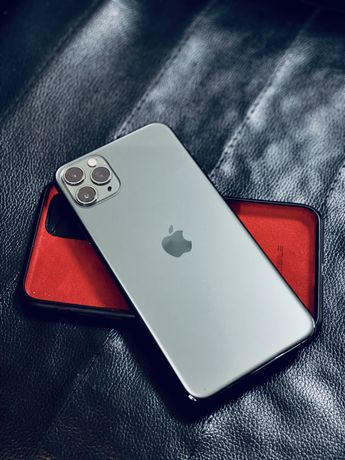 Б/У iPhone 11 Pro Max 256gb Green