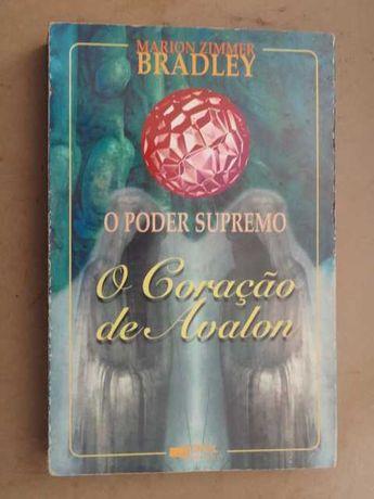 O Poder Supremo - O Coração de Avalon de Marion Zimmer Bradley