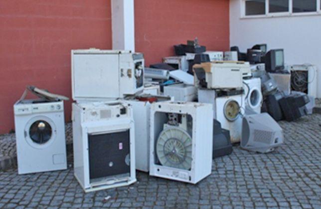 Recolha de Artigos Usados/Electrodomésticos