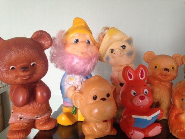 Резинова іграшка з радянського часу