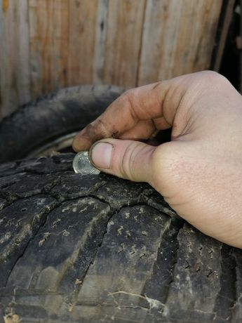 Диски 4х98 R15  под прокату осталась только пара резины