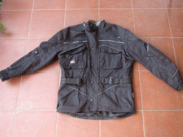 kurtka motocyklowa męska XL ret bike stan db+ kurtka tekstylna