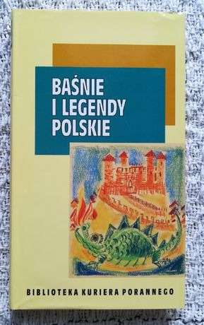 """""""Baśnie i legendy polskie"""""""