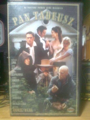 Polskie Filmy na VHS ( Pan  Tadeusz Vabank)
