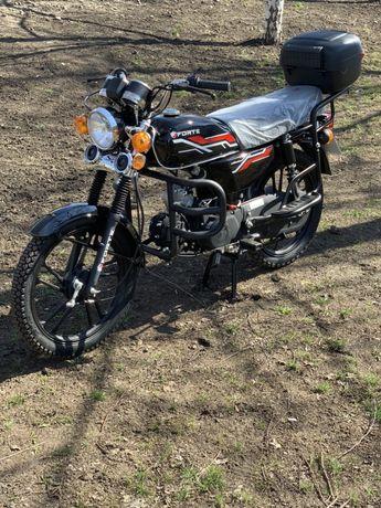 Мотоцикл Forte 110 (Увеличенная Alpha (Альфа). Доставка по Украине