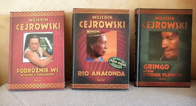 Wojciech Cejrowski - 3 książki