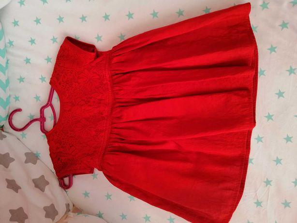 Плаття для дівчинки на 1-1,5 рочки
