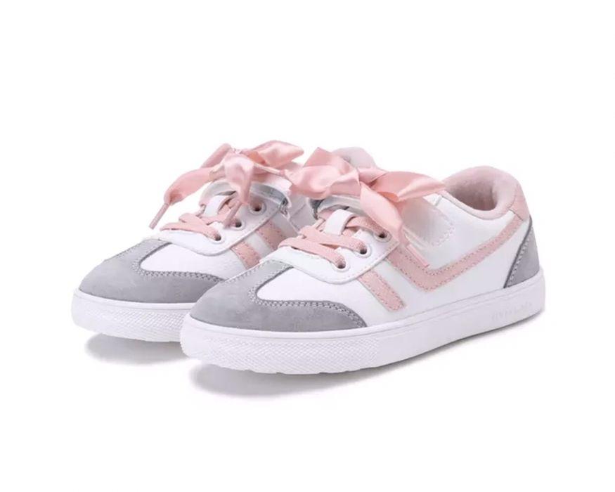 Обувь кроссовки на осень на девочку 16- 17,4см Донецк - изображение 1