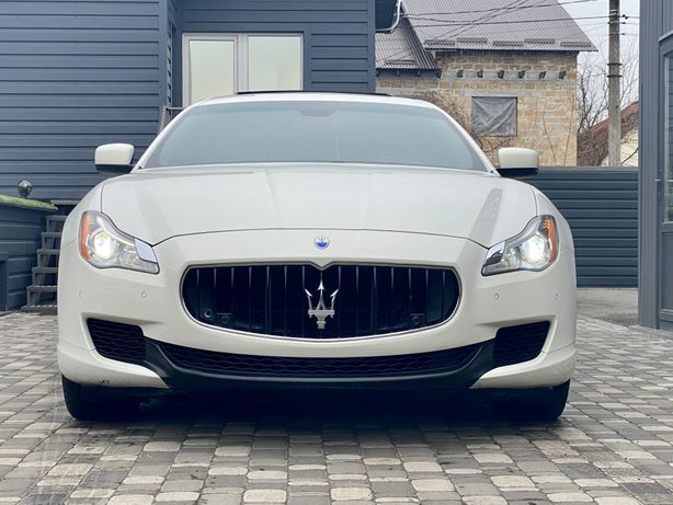 Maserati Quattroporte Q4 2014 (Лизинг/Кредит/Обмен)