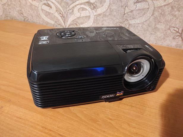 Проектор Viewsonic PJD6381 3D