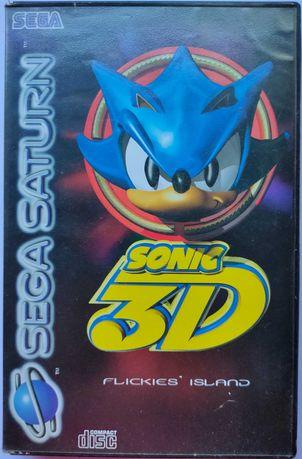 Sonic 3D Flickies Island (Sega Saturn)