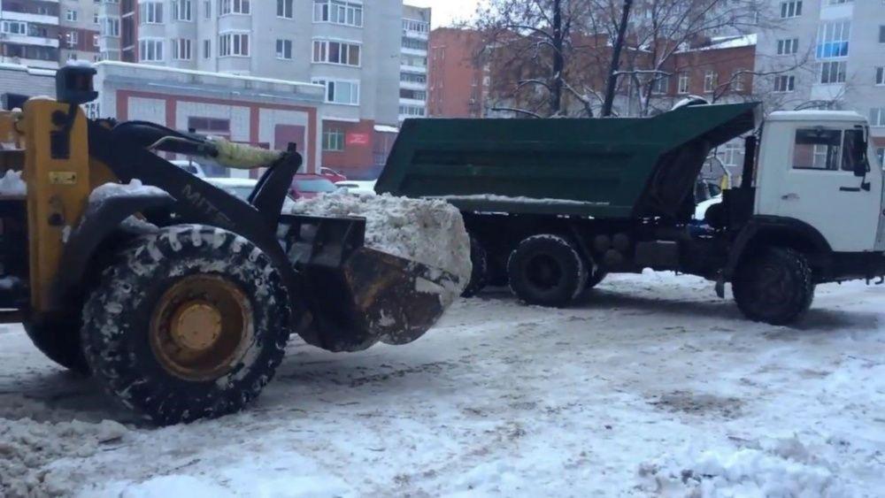Уборка снега и вывоз мусора самосвалами. Самосвалы г/п от 10т. Киев - изображение 1