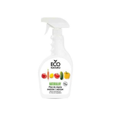 Płyn do mycia owoców i warzyw naturalny 500 ml ECO NATURO