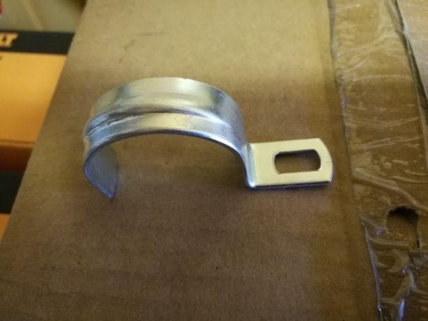 Скоба для крепления труб и металлорукава однолапковая, 38-40мм, Stilma